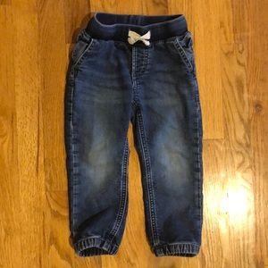GAP Denim Joggers (3 years) - 6/$10